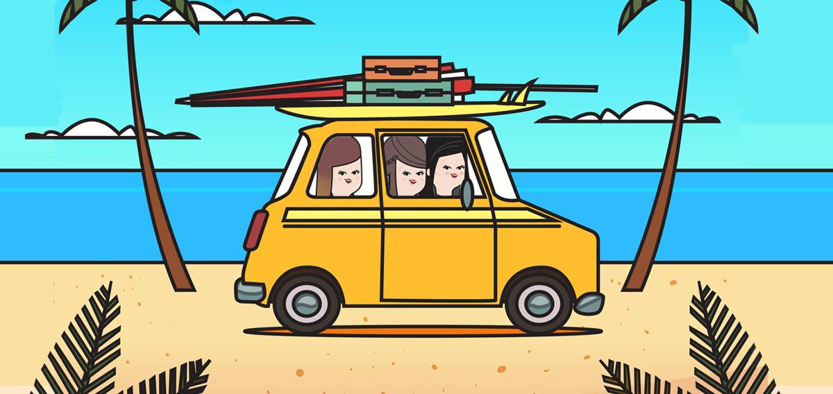 7 dicas importantes para viajar de carro